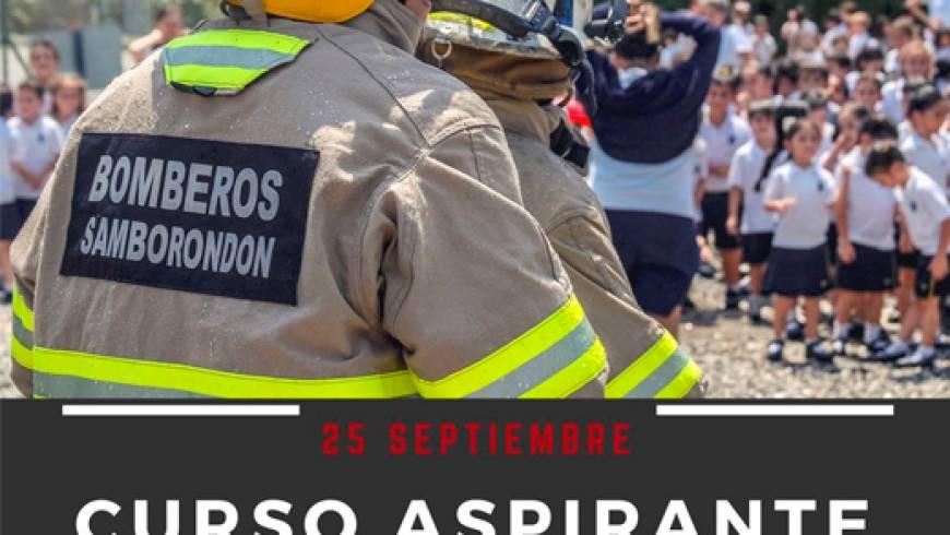 Curso de Aspirantes a Bomberos Voluntarios Sept. 2017